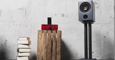 "Fluid Audio: CX 7 ""The HiFi Monitor"""