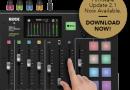 RØDECaster Pro Firmware 2.1 jetzt zum Download