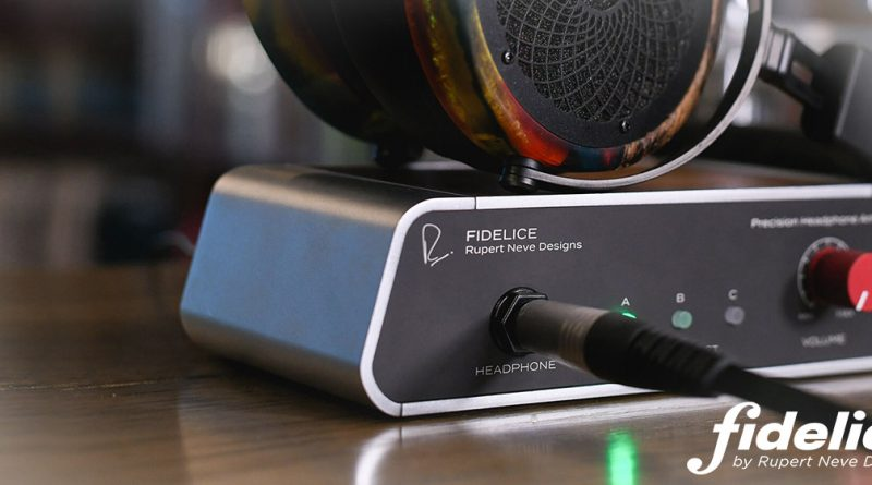 Test AUDIO 2/2021 Precision Headphone Amplifier