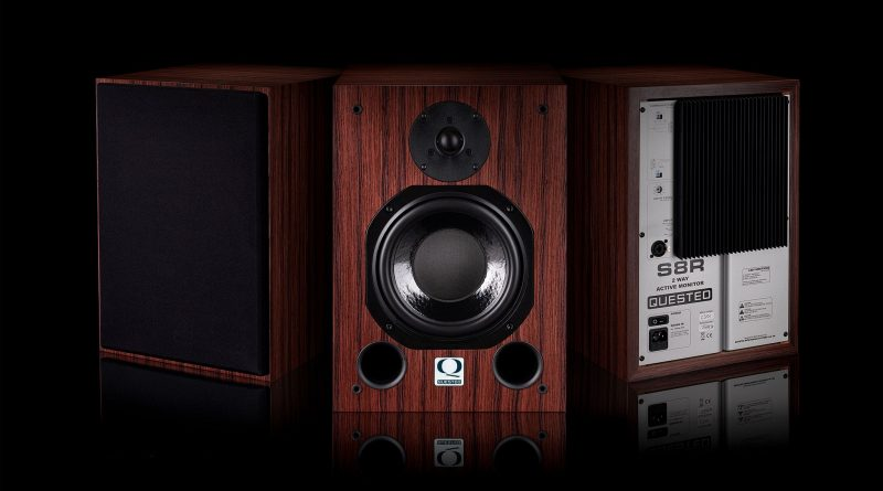 S8R (Rosewood Editon) Limited Edition