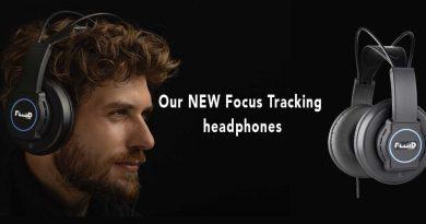 Fluid Audio Focus Kopfhörer